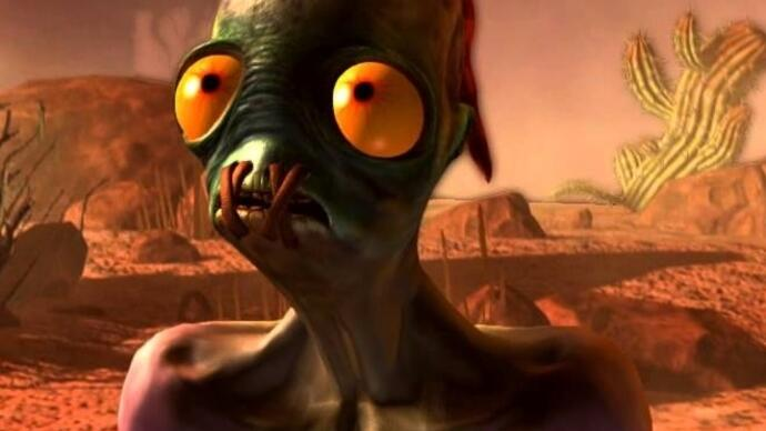 Oddworld: Abe's Oddysee remake looks hot in new gameplay video
