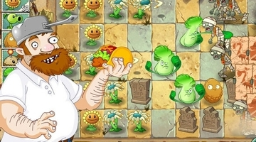Plants vs. Zombies 2 vs. China