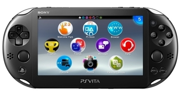 Redesigned PS Vita hits US May 6