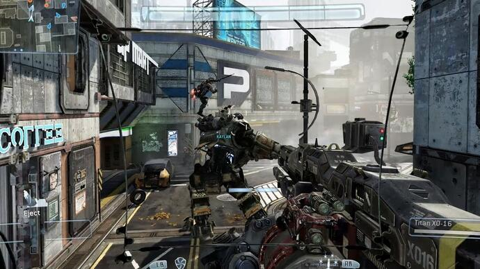 Titanfall update adds private matches