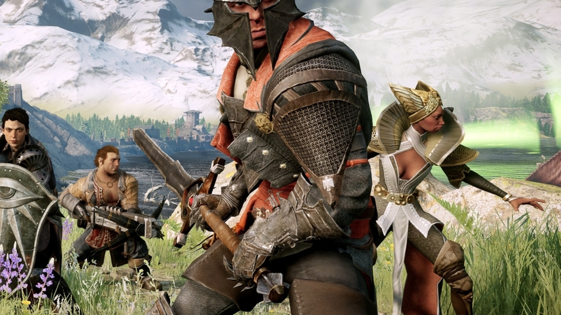 Dragon Age: Inquisition incluirá comandos de voz con Kinect