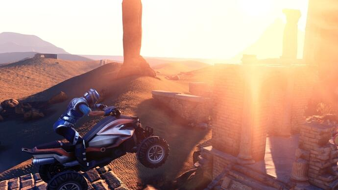 Trials Fusion has day one patch to boost Xbox One resolution