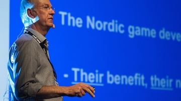Nominees unveiled for Nordic Game Awards 2014