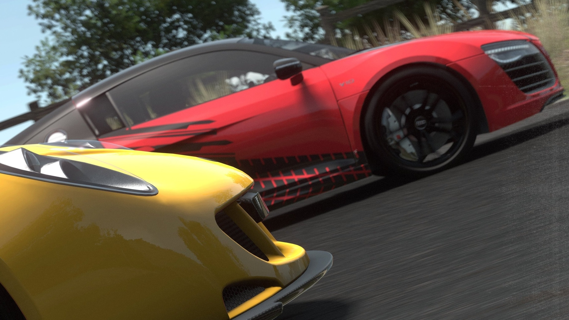 PS4 racer DriveClub will now launch in October