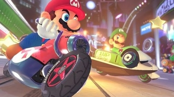 Nintendo offers free game with purchase of Mario Kart 8