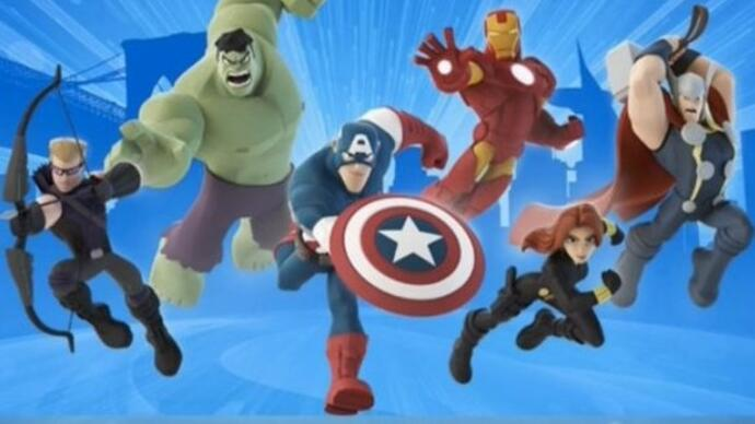 Disney Infinity sequel is Marvel Super Heroes-themed