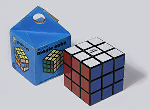 Quintillions of permutations: The Rubik's Cube at 40