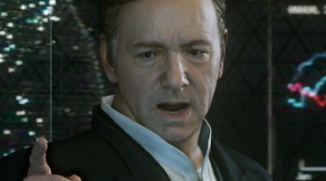 Kevin Spacey to star in Sledgehammer's Call of Duty