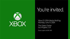 Microsoft Names E3 2014 Press Conference Date And Time Eurogamernet