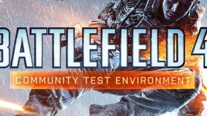 EA launches Battlefield 4 Community Test Environment