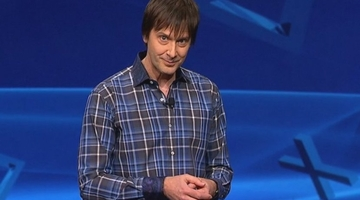 Andrew House and Mark Cerny will head up Develop 2014