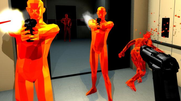Time-stopping action puzzler Superhot launches Kickstarter
