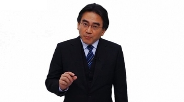 Nintendo two years away from redefining video game platform - Iwata