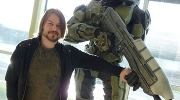 Halo art director joins Oculus VR