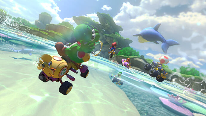 Mario Kart 8 review • Eurogamer net