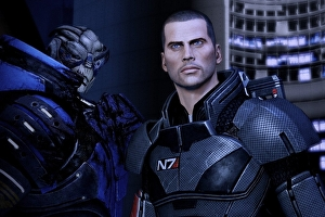 Mass Effect 2 and the importance of character