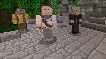 FIFA 14 is #1, Minecraft PS3 enters at 3