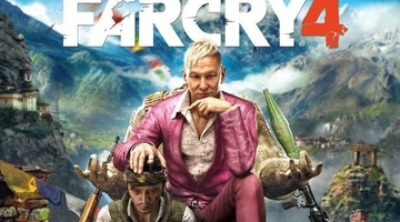 Far Cry 4 already playing with fire