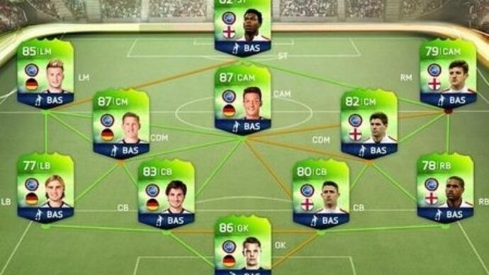 EA Sports announces FIFA 14 Ultimate Team: WorldCup