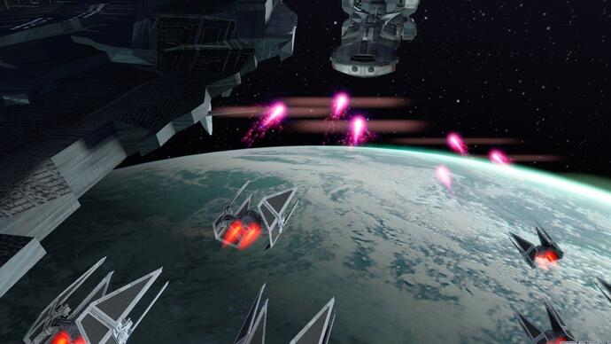 Star Wars: Attack Squadrons è stato cancellato