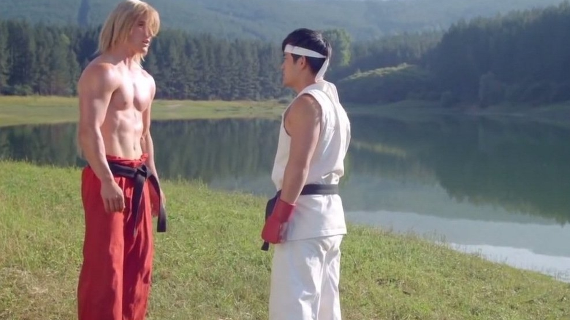 Watch episode one of live action Street Fighter series
