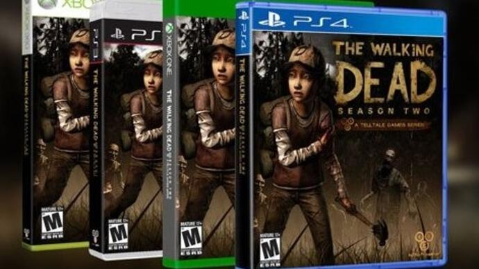 The Walking Dead and The Wolf Among Us confirmed for PS4, XboxOne