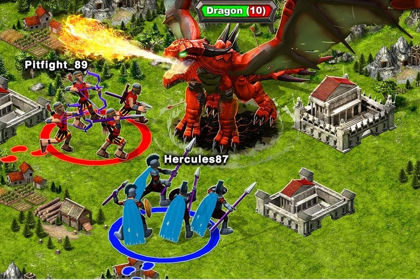 how to play game of war fire age