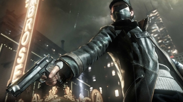 Watch_Dogs storms to UK number one