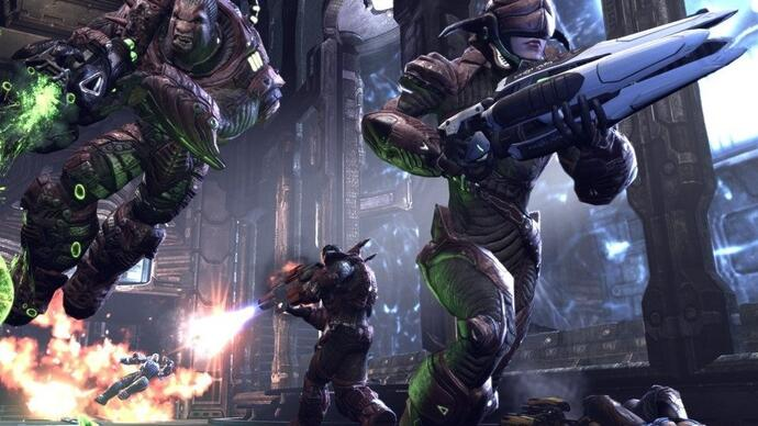 New Unreal Tournament 3 patch keeps multiplayeralive