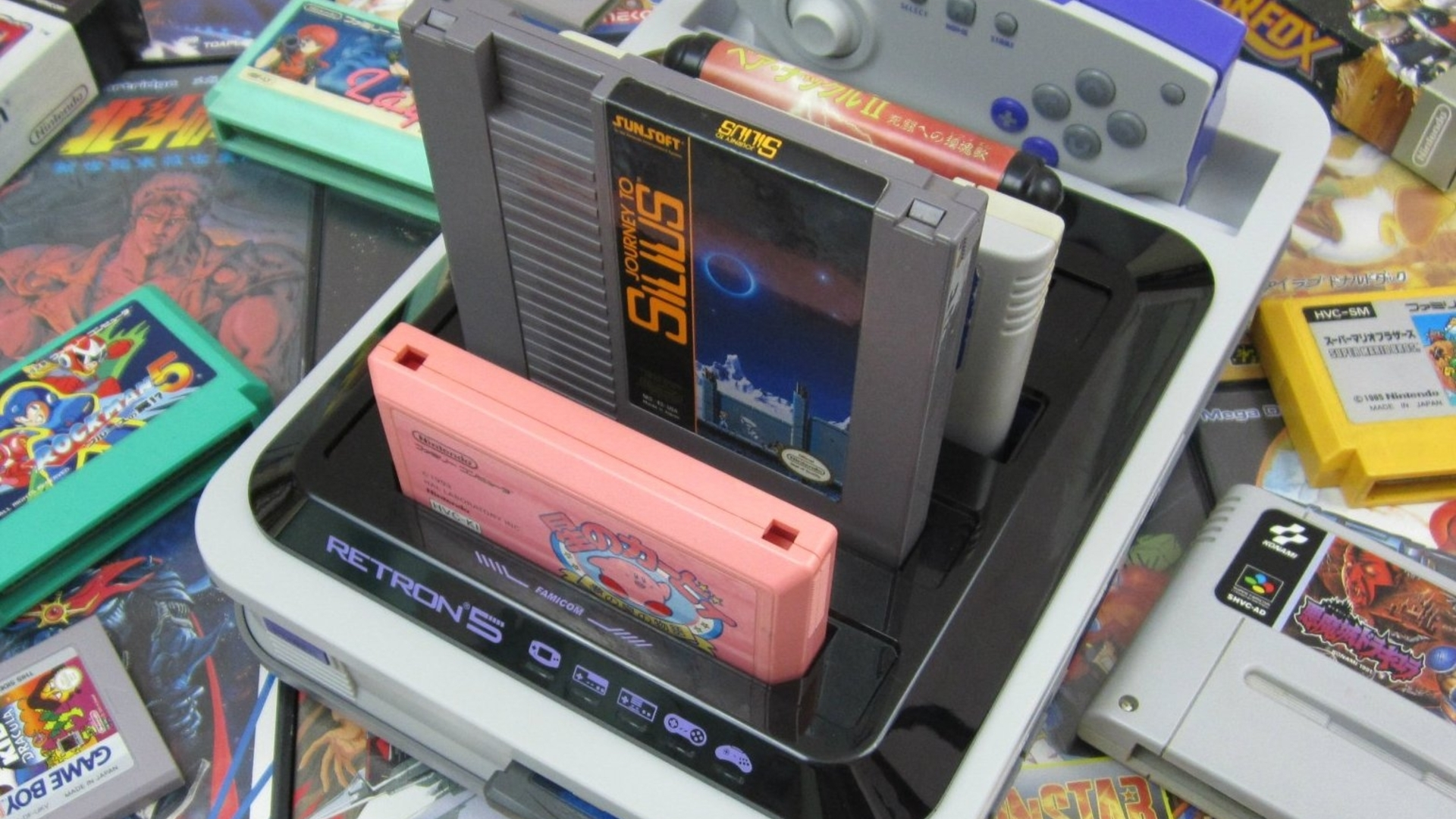 Hyperkin Retron 5 review