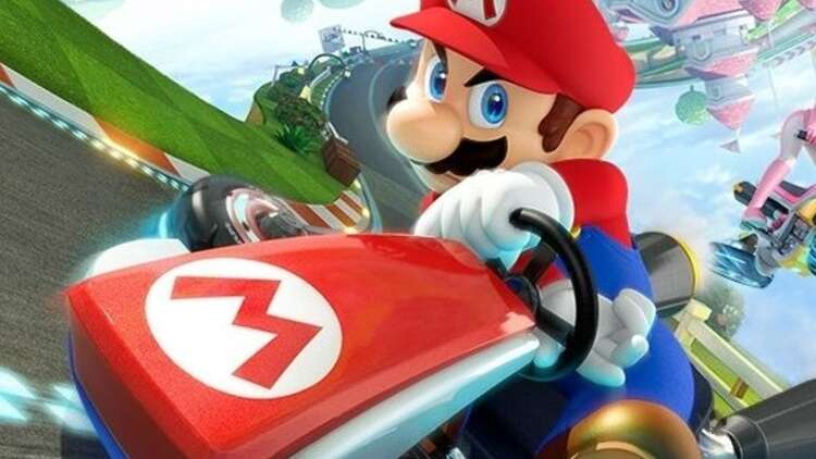 Mario Kart 8 Guide Tips Tricks And Everything You Need To Know About The Deluxe Edition On Switch Eurogamer Net