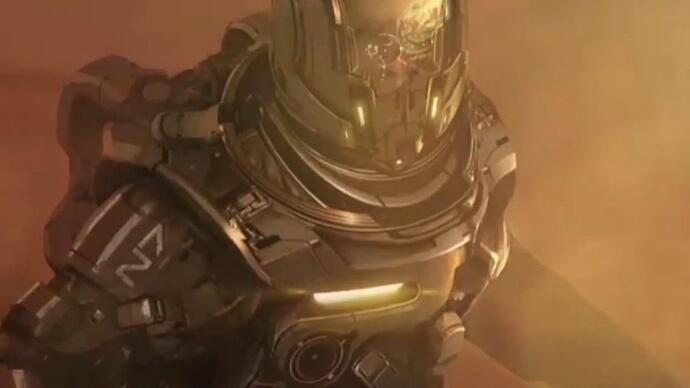 BioWare reveals Mass Effect 4 details, early footage