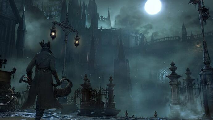 Vislumbre do gameplay de Bloodborne da PS4