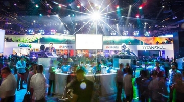 Attendees up, exhibitors down at E3 2014