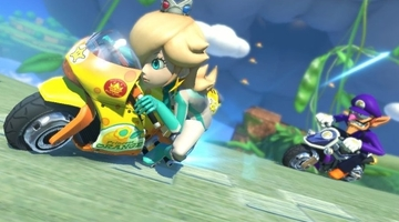 Wii U sales up 4x following Mario Kart 8