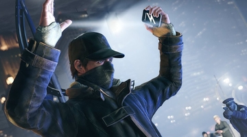 Watch Dogs holds on to #1