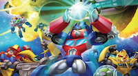 Angry Birds And Transformers Team Up