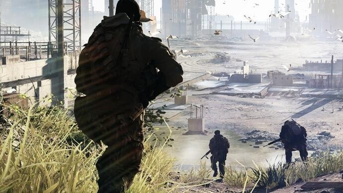 EA details Battlefield 4 Dragon's Teeth expansion