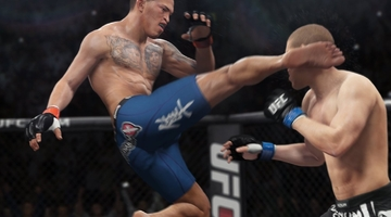 EA Sports UFC is new UK #1