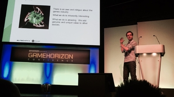 Watch: Eutechnyx' Doug Wolff at GameHorizon