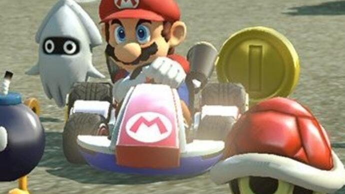 Mario Kart 8 sells approximately 2m in under a month