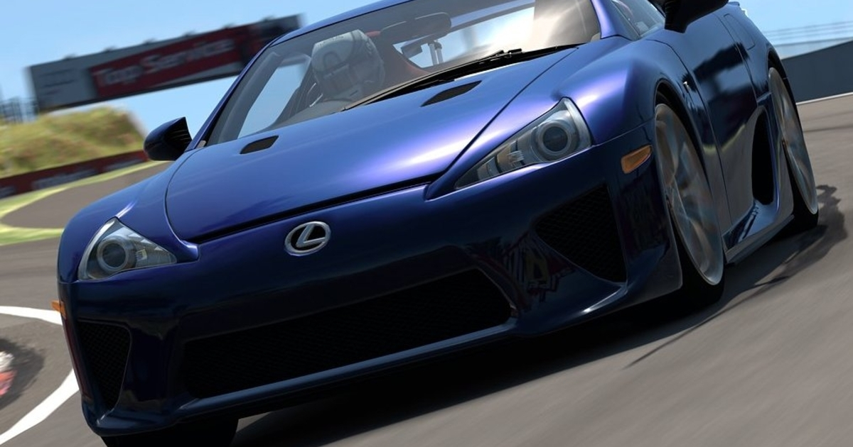 gran turismo 7 in the works standard cars set to stay. Black Bedroom Furniture Sets. Home Design Ideas