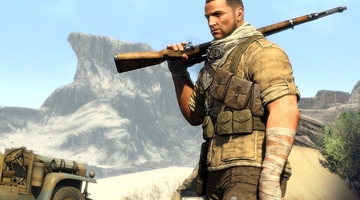 Sniper Elite 3 shoots to #1