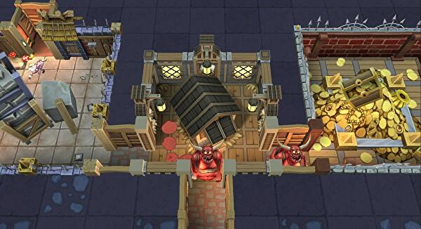 UK watchdog bans Dungeon Keeper ad, accuses EA of