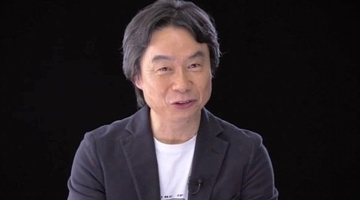 "Miyamoto laments gaming's ""creative immaturity"""
