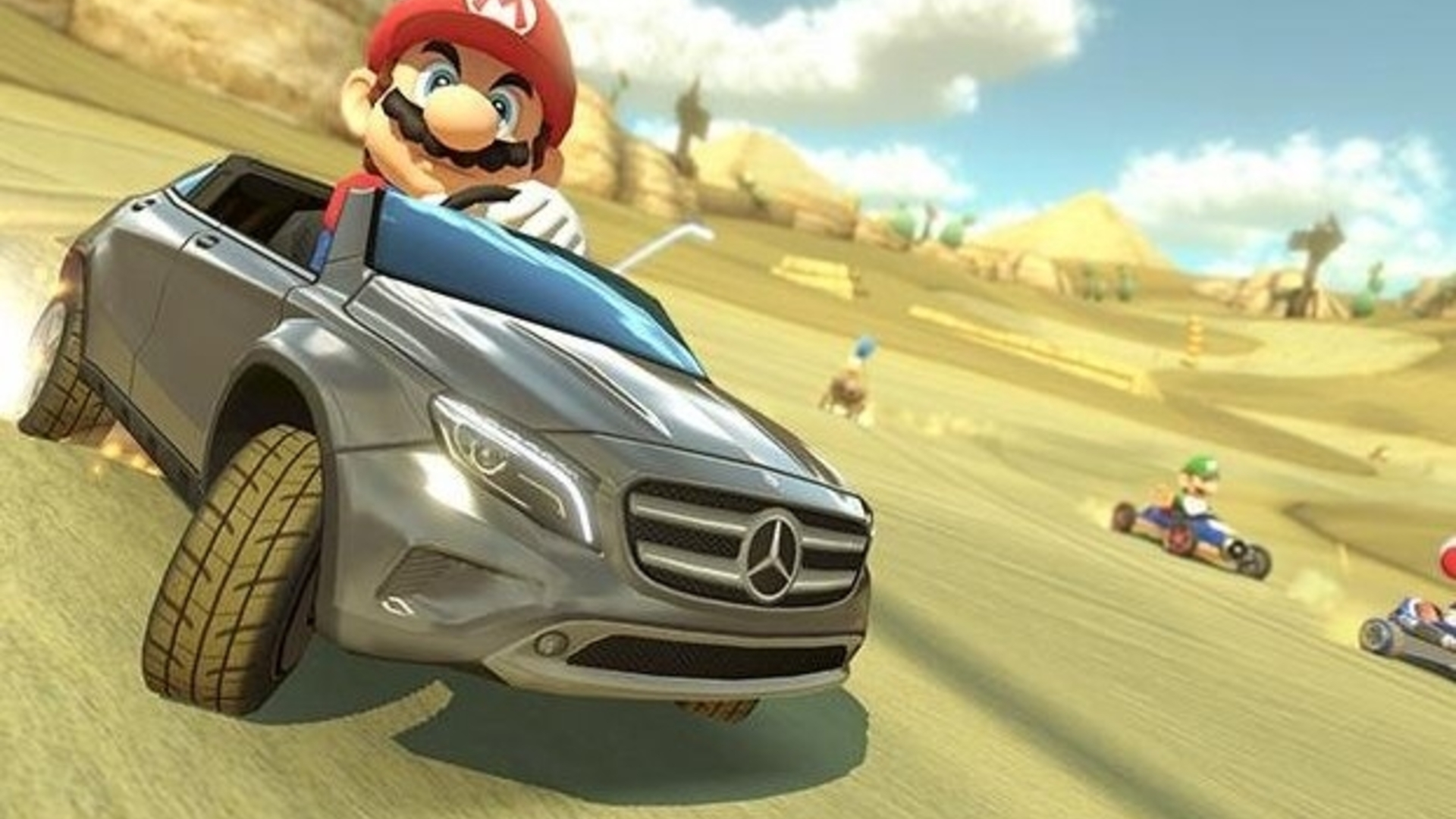 Hackers under fire for Mario Kart 8 Wii U modding