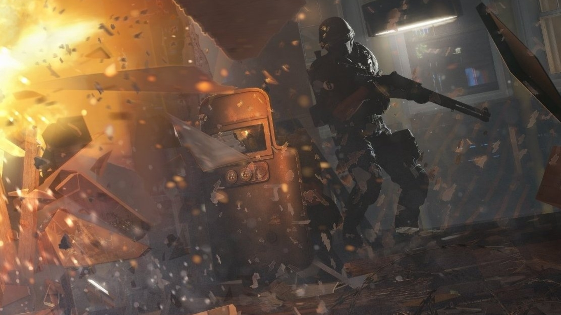 Rainbow Six Siege dev talks about other levels, destruction