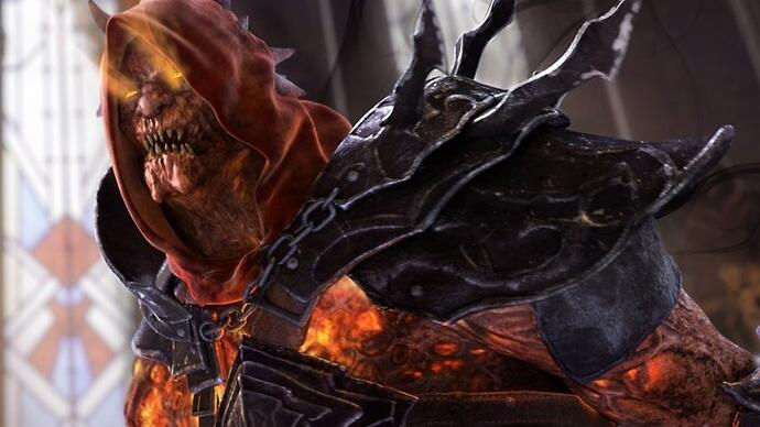 Lords of the Fallen release date 31st October
