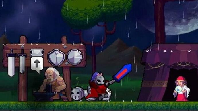Rogue Legacy PlayStation release date announced