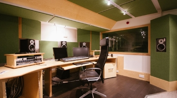 New audio studio for Improbable